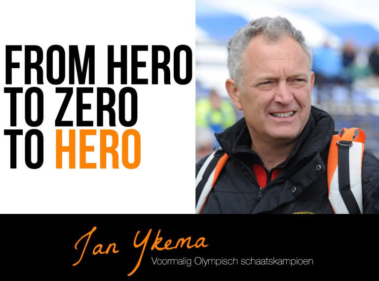boek from zero to hero Jan Ykema